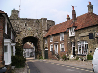 East Gate in Rye