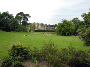 Bed and Breakfast is 42 miles from Hever Castle