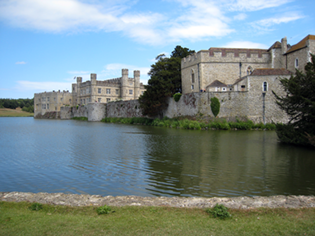 Bed and Breakfast is 42 miles from Leeds Castle